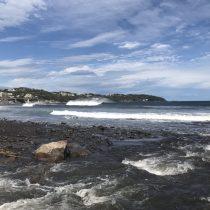 吉浜海岸サーフィン