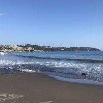 2018年11月10日 湯河原 吉浜海岸