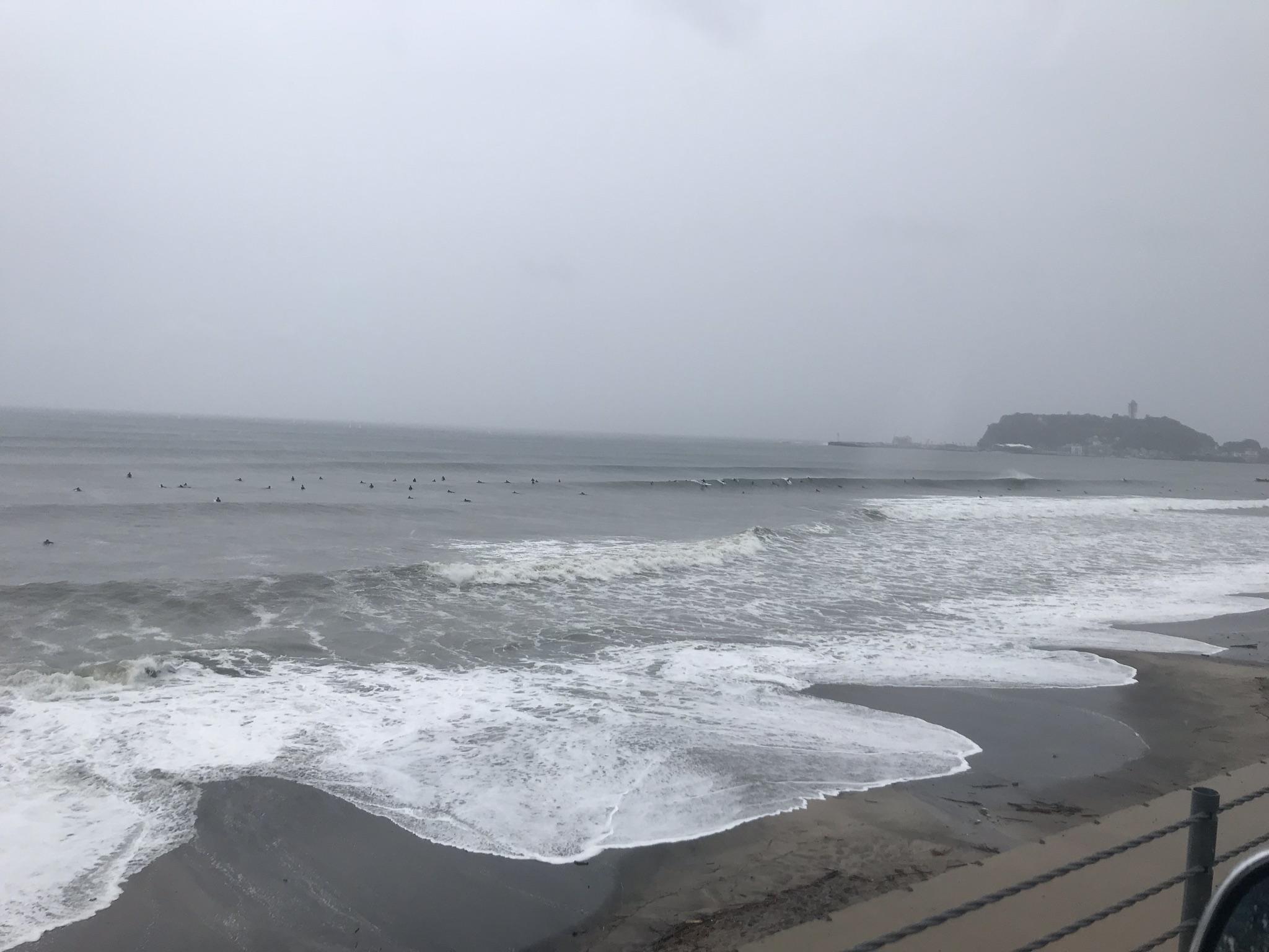 鎌倉 七里ヶ浜 波情報
