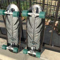 カーバースケートボード