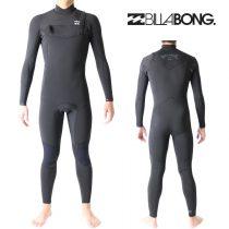 ビラボン ウェットスーツ メンズ 3mm / 2mm チェストジップ フルスーツ サーフィン ウェットスーツ Billabong Wetsuits