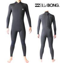 ビラボン ウェットスーツ メンズ 3mm / 2mm インナーバリア フルスーツ サーフィン ウェットスーツ Billabong Wetsuits