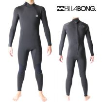 ビラボン ウェットスーツ メンズ 4mm / 3mm インナーバリア フルスーツ サーフィン ウェットスーツ Billabong Wetsuits