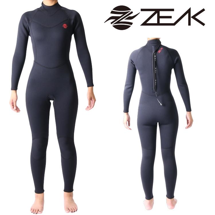 ZEAK(ジーク)ウェットスーツ