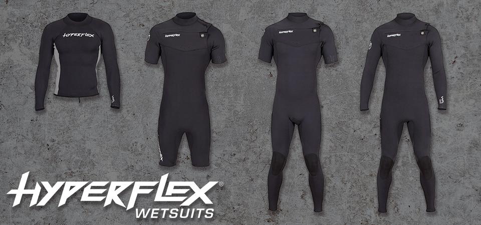ハイパーフレックス ウェットスーツ