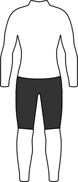 ウェットスーツパンツ