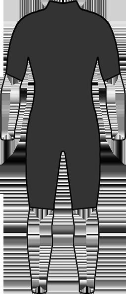 スプリング ウェットスーツ